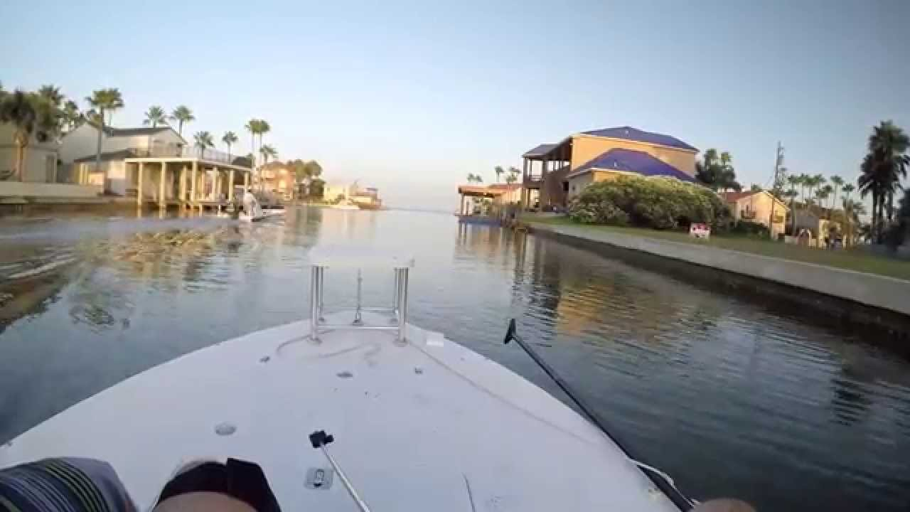 South padre island bay fishing gopro hero 4 black for Bay fishing spi
