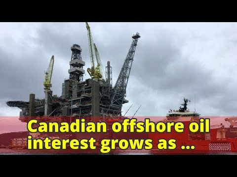 Canadian offshore oil interest grows as pipeline woes sink Alberta prices