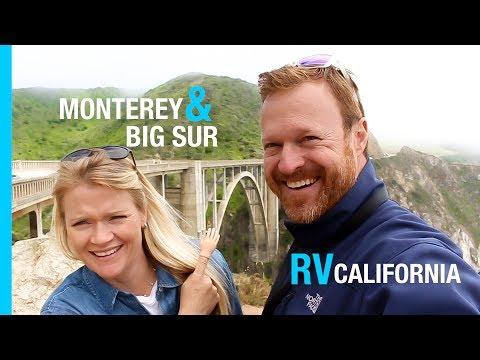RV CALIFORNIA 📍MONTEREY BIG SUR CARMEL (EP 57 KEEP YOUR DAYDREAM)