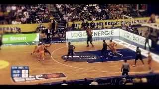 ALBA BERLIN vs. ARTLAND DRAGONS (Playoff's 2014)