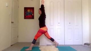 Tight Anterior Hips: Discussion & Yoga Sequence