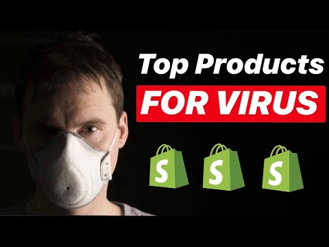 Dropshipping WINNERS Products For VIRUS (BESTSELLERS In Shopify) thumbnail