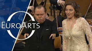 "Duet Papageno & Papagena from ""Die Zauberflöte"" (Thomas Quasthoff, Sylvia Schwartz)"