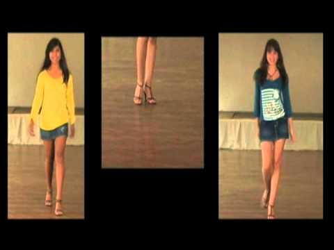 VIDEO PROMOCIONAL  TUTORIAL PASARELA BASICA BE A MODEL BY MUNDO CASTING