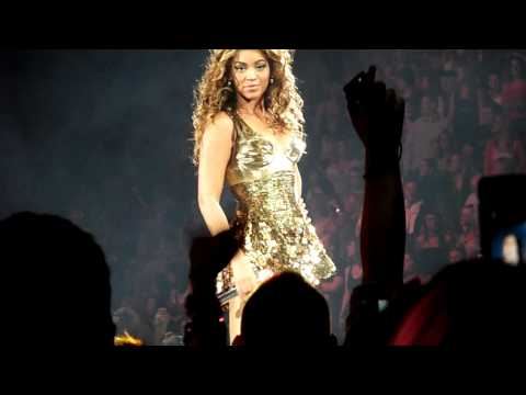 [HD] Beyonce - Check On It (Live In Manchester 27/05/09)