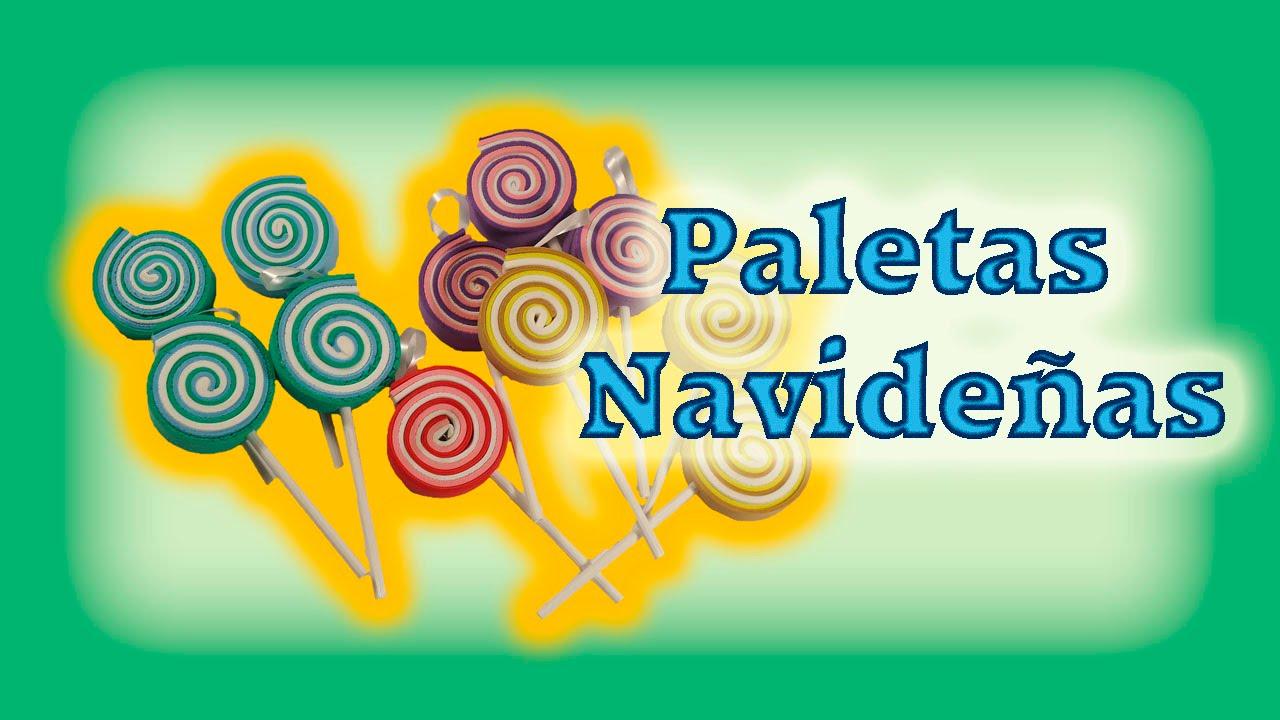 Diy paletas navide as decoraci n pumitanegraart - Decoracion navidena diy ...