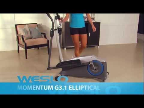 Michelle Ulibarri Weslo Fitness Equipment - Elliptical