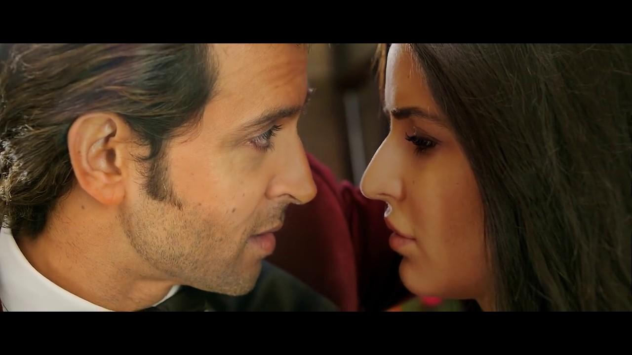 Download Katrina Kaif Hritik Roshan Kiss Full HD