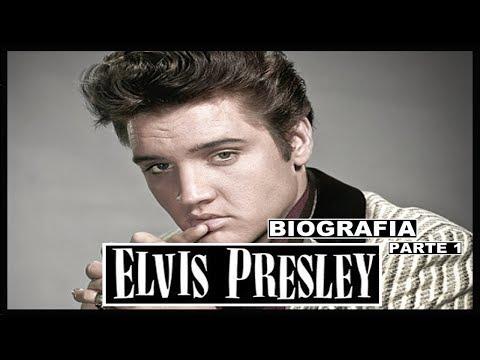 ELVIS PRESLEY - Biografia (parte 1/3) - O Rei do Rock