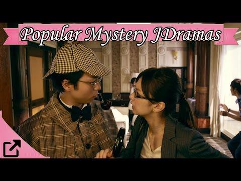 Top 20 Popular Mystery Japanese Dramas