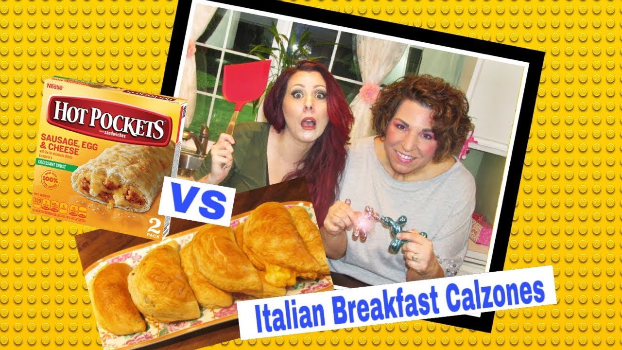 Easy and delicious Italian Breakfast Calzones that will beat out any competition!