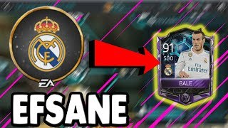 91 BALE vs 5.000.0000 COINS (Fifa Mobile)