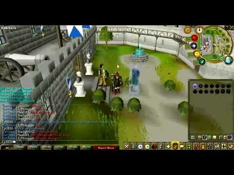 Repairing Barrows Dharoks Armor Youtube