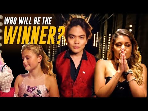AGT Champions: Who Will WIN? Our FINALE Prediction + Major Announcement!