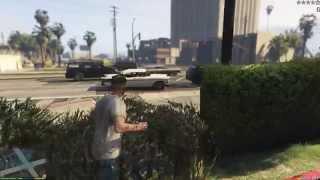Grand Theft Auto 5 - AMD Radeon R9 290 Gameplay