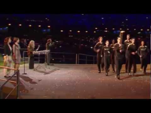 Evelyn Glennie Olympic Games 2012