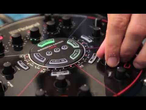 HS-5 Session Mixer - Rehearsal and Recording Mixer for Ensembles