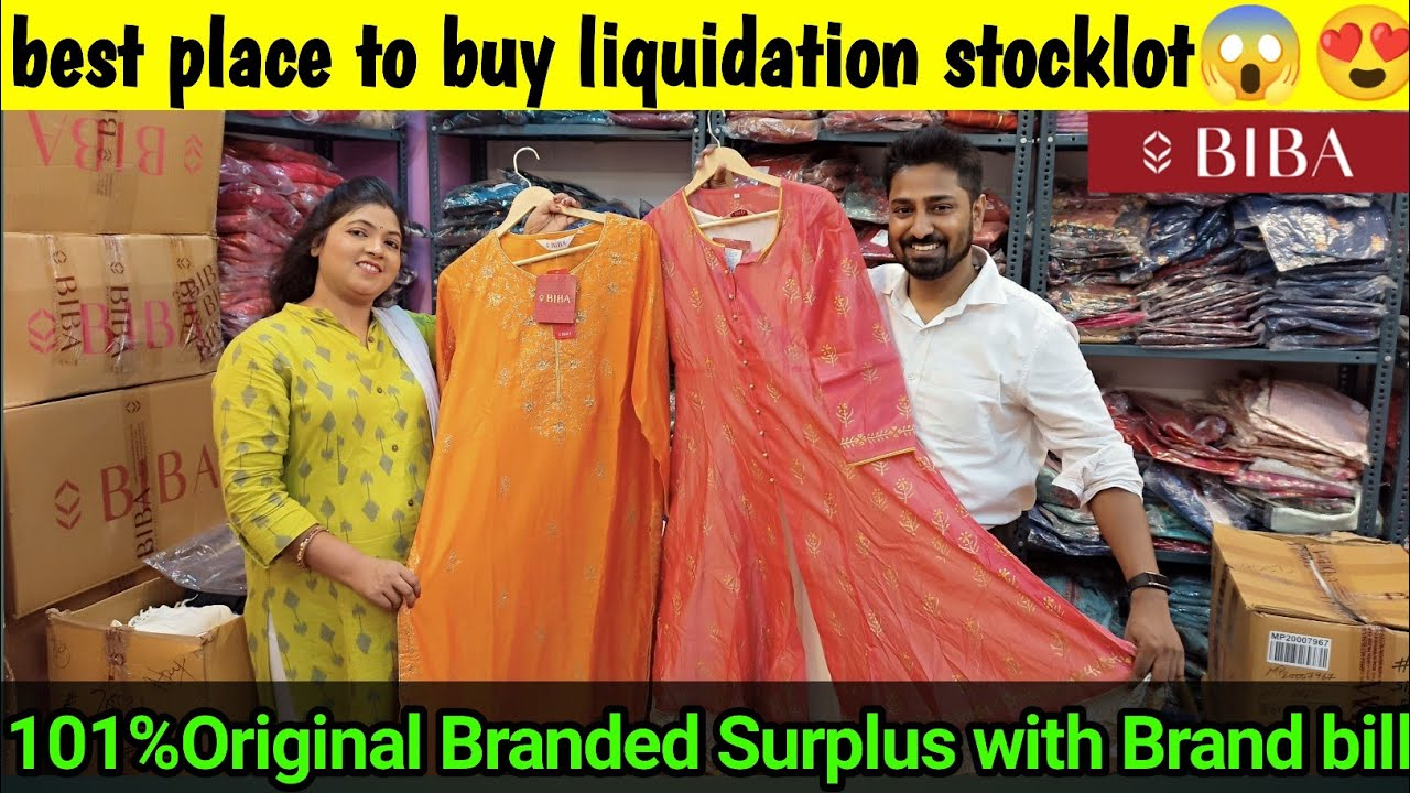 EMI पर खरीदे Original Branded Surplus | Best Place to buy liquidation Stock lot | Barcode Scan