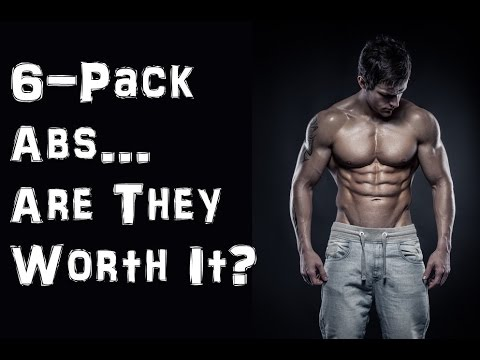Are Six Pack Abs Worth It? THE TRUTH ABOUT GETTING RIPPED Neil @Stronger+Leaner