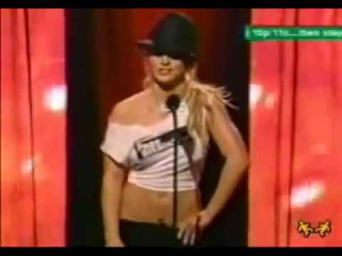 Britney Spears- Carson Daly Roast