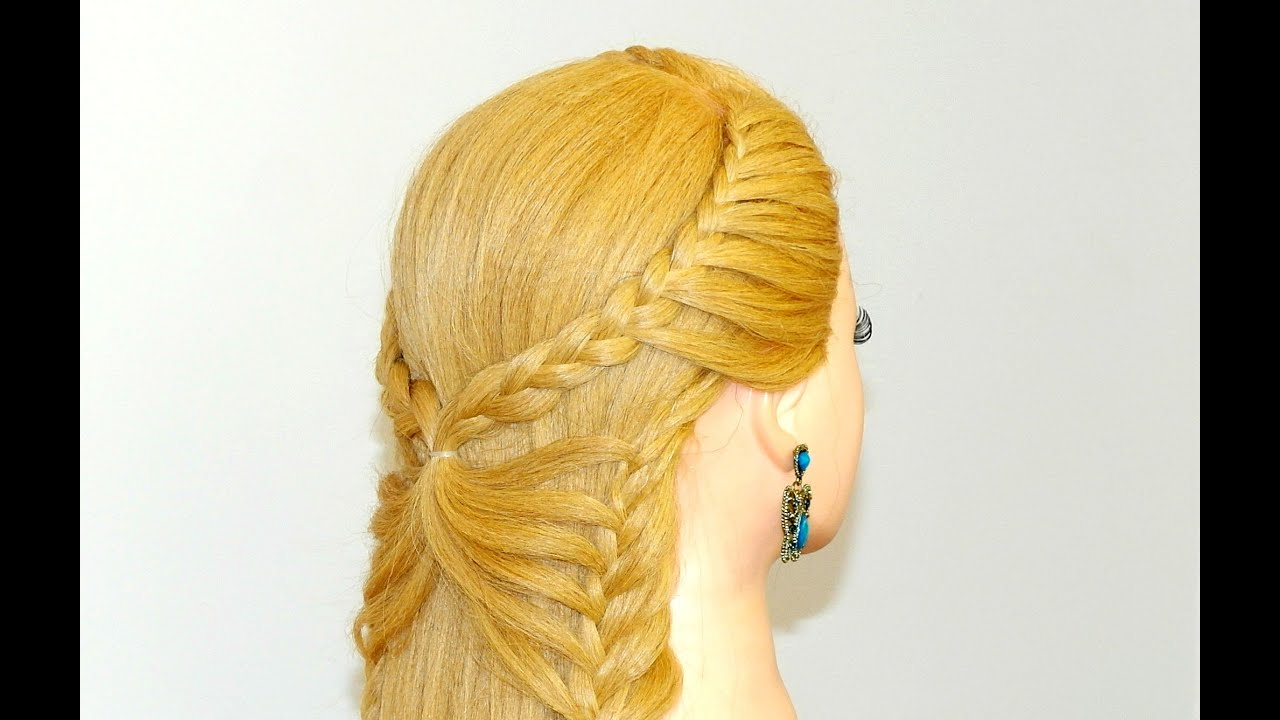 Hairstyles For Long Hair Butterfly Braid Hairstyles For