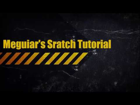 Meguiars Scratch Repair- Easy Quick Fix That Works 2017