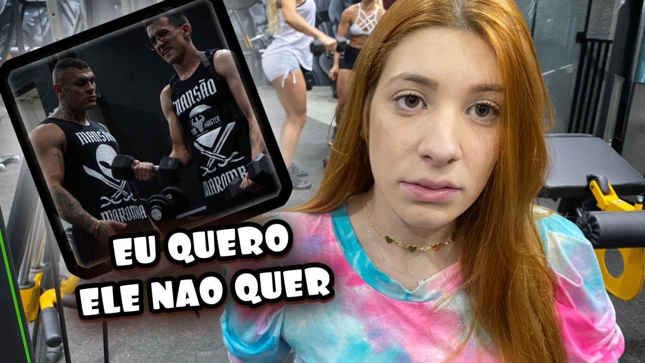 A EX DO CLONE COLOU NA MANSÃO MAROMBA