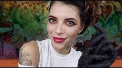 ASMR | Tattoo Artist R.P 🎃 (You Get A Halloween-Themed Tattoo!)