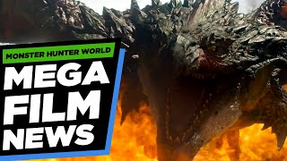 📽️Offizieller Trailer zum Monster Hunter Film📽️ - Monster Hunter News Deutsch