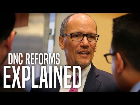 DNC Votes to Drastically Reduce the Power of Superdelegates
