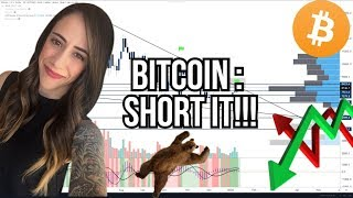 BITCOIN TECHNICAL ANALYSIS - WEEKLY MARKET UPDATE - $7600 INCOMING - SHORT POSITION