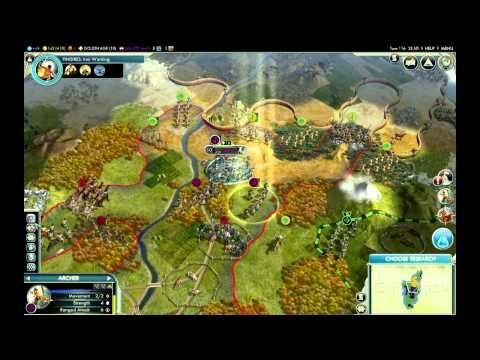 Let's Play Civilization 5 - Korea pt. 6 |