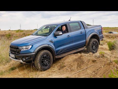Ce Poate Ford Ranger Raptor și Care E Diferența Față De F-150 Raptor! Test Drive AutoBlog.MD
