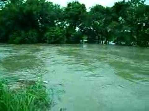 Flood in Sherman TX 06/18/2007 (1 of 3)