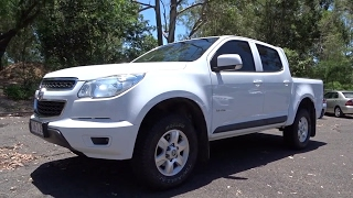 2013 HOLDEN COLORADO Booval, Ipswich, Woodend, Raceview, Brisbane, QLD U659866