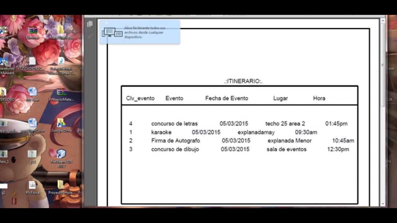 GENERAR PDF EN NETBEANS EBOOK DOWNLOAD