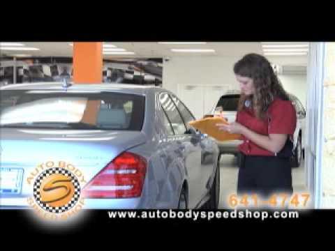 AutoBody Speed Shop Comcast advert
