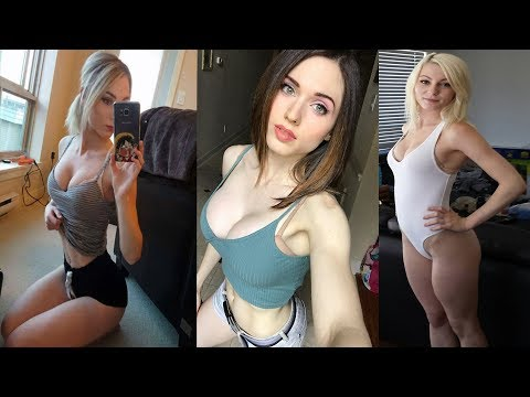 Hottest Twitch Girls compilation 2018