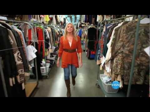 Universal Studios Costume Department Tour