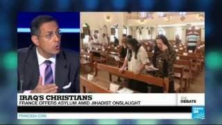 Iraq's Christians: Nowhere to Run? – France 24 – 1/2