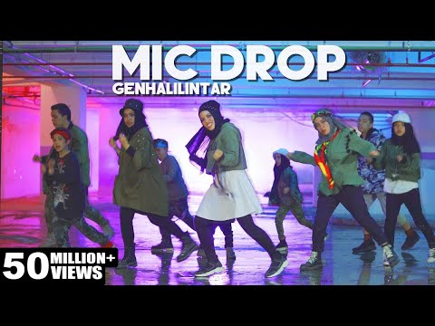 BTS(방탄소년단) - MIC Drop - Gen Halilintar (Cover) (Steve Aoki Remix) 11 KIDS+Mom