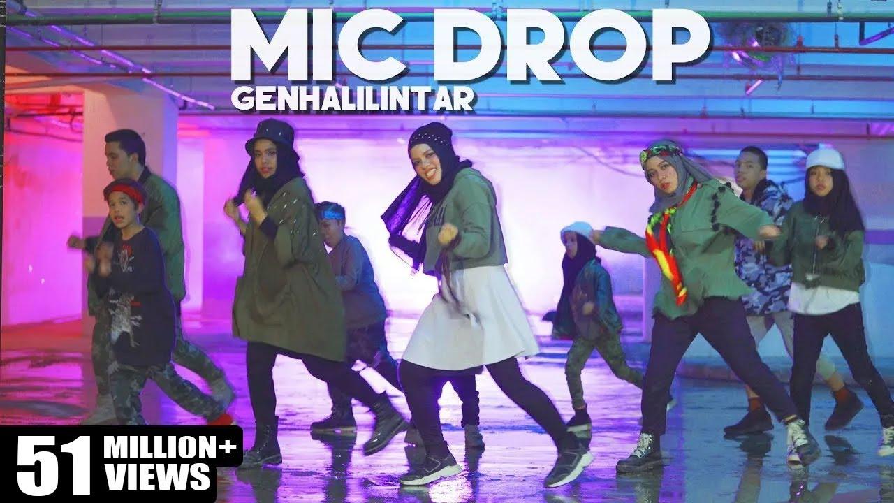 downloa mp3 mic drop gen halilintar bts mic drop