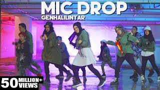 Gambar cover BTS(방탄소년단) - MIC Drop - Gen Halilintar (Cover) (Steve Aoki Remix) 11 KIDS+Mom