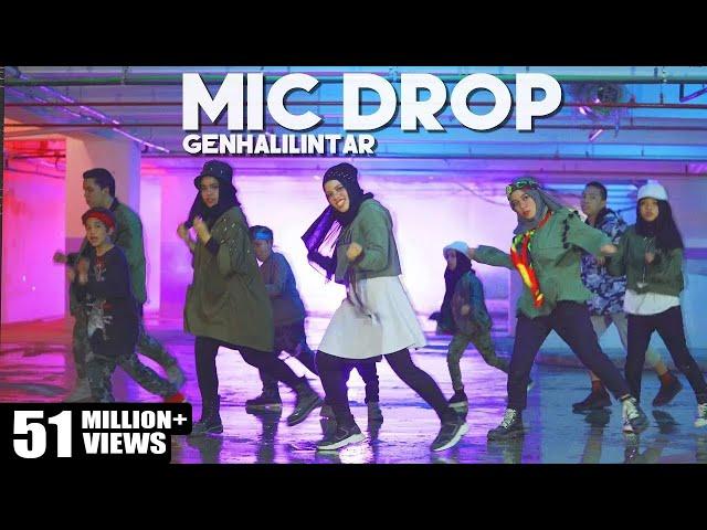 BTS(방탄소년단) - MIC Drop - Gen Halilintar (Cover) (Steve Aoki Remix) 11 KIDS+Mom