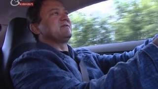 Обзор Chrysler Crossfire.  Тест драйв Крайслер Кросфаер