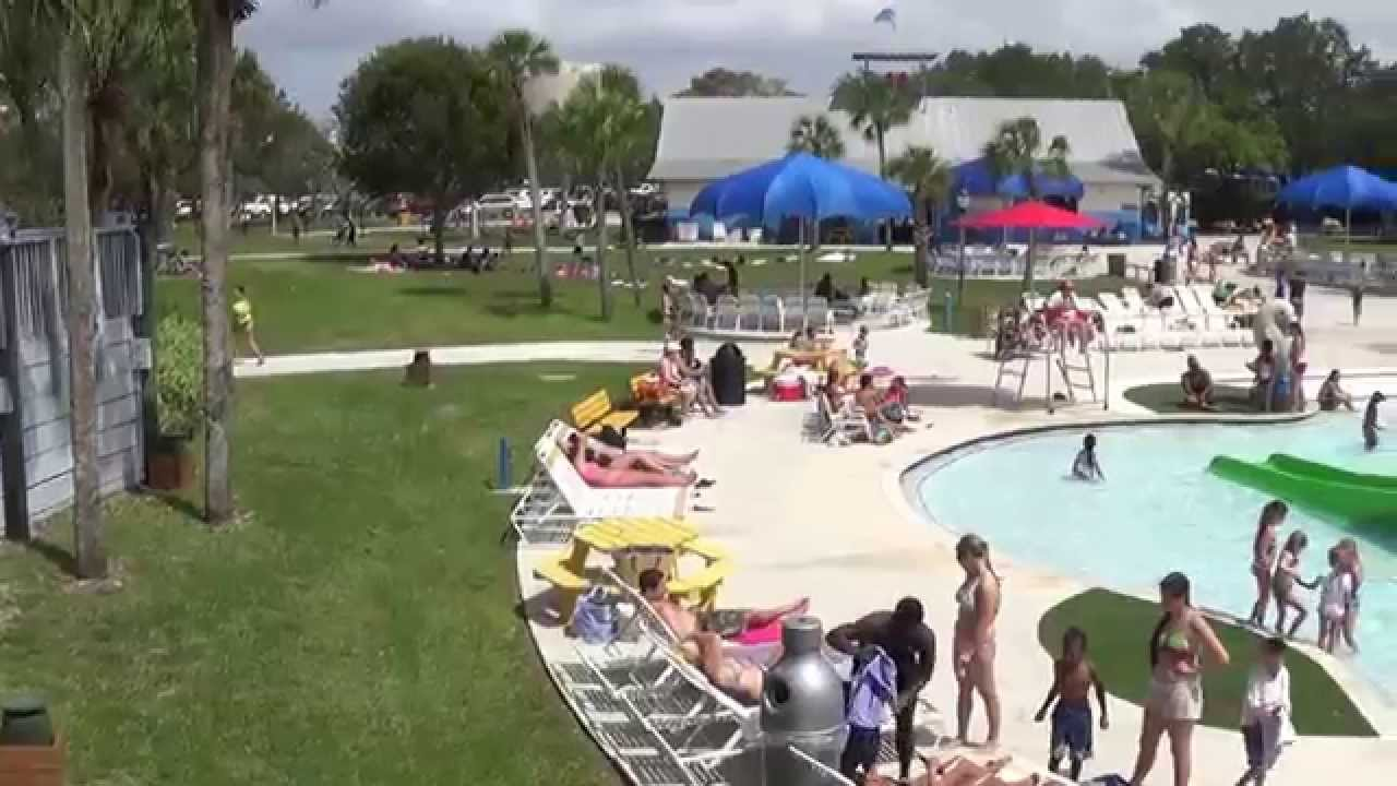 Paradise Cove Cb Smith Park Pembroke Pines Youtube