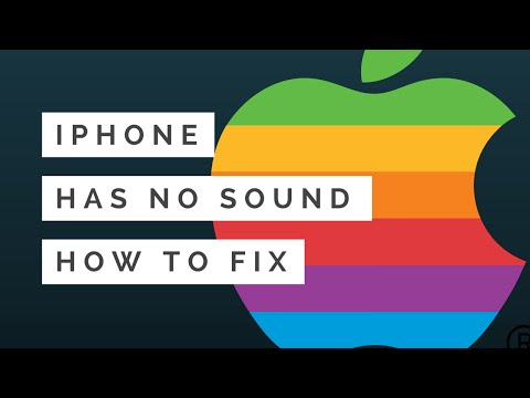 iPhone No Sound or Volume from Speaker - How to Fix