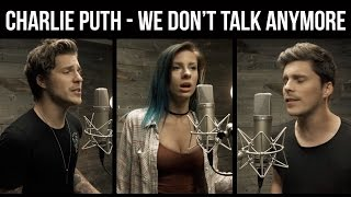 Charlie Puth, Selena Gomez- &quotWe Don&#39t Talk Anymore&quot (cover by Andie Case feat. ...