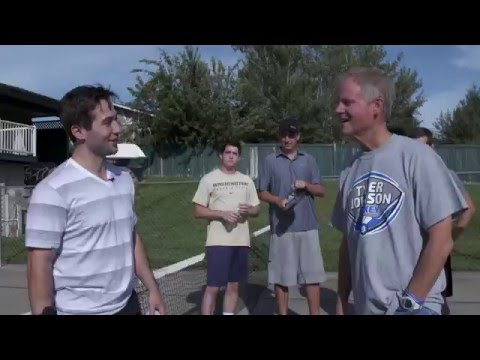 Tampa Bay Lightning's Tyler Johnson explains the sport of pickleball