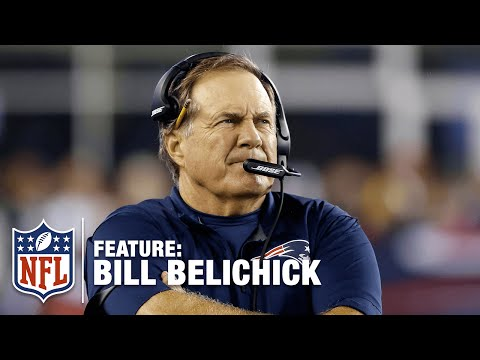 Bill Belichick Shares His Love for the Game | NFL